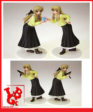 FUTAKOI ALTERNATIVE Set de 2 Statues SARA / SOUJYU SHIROGANE Yamato # NEUF #
