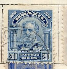 Brazil 1906 Early Issue Fine Used 200r. 113266
