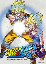 Dragon Ball Z Kai: Season 4 (DVD,2013)