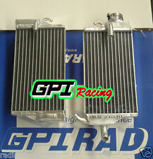 Aluminum Radiator for Honda CR250 CR250R 2000-2001 00 01 CR 250 CR 250 R