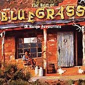 The Best Of Bluegrass: 18 Banjo Favourites, Various Artists, Very Good CD