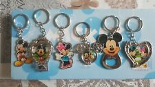 Disney Disneyland Hong Kong Minnie Micky Mouse Donald Duck Goofy keying BNIB