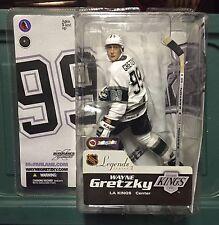 Wayne Gretzky 2004-05 McFarlane Hockey Legends Series 1 #70  Kings