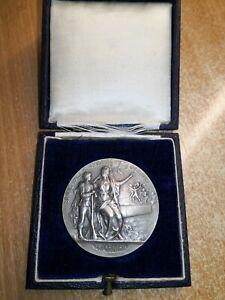 Médaille en Argent Prix du Ministre de la Guerre graveur P grandhomme 1911