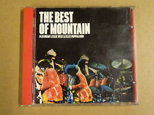 CD / THE BEST OF MOUNTAIN