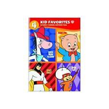 4 Kid Favorites Saturday Cartoons 60s 0883929227822 DVD Region 1