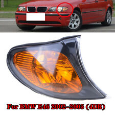 1x Yellow Front Corner Light Right Side For BMW E46 325i 325Xi 330i 2002-2005