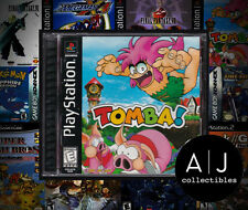 Tomba! Playstation 1 PS1 COMPLETE! CASE IS NEAR MINT!