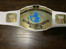 WWE Intercontinental Championship Belt Wrestling Kids 2014 Mattel Free Shipping