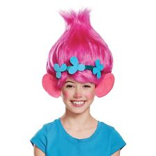 Dreamworks Trolls - Poppy Child Wig