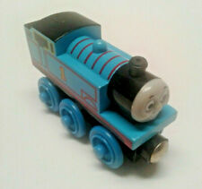 Thomas & Friends Train THOMAS Engine Wooden Railway Blue