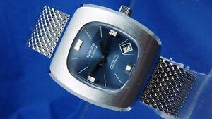 Sperina Automatic Gents Watch Retro Vintage Circa 1970S - NOS -21 jewel EB 8155