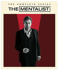 The Mentalist ALL Seasons 1-7 Complete DVD Set Collection Series TV Show Box Lot
