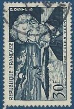 P47-Timbres France 1955, 1026 oblitéré (voir scan), TB, cote 6,00€