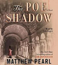 Poe Shadow by Matthew Pearl 2006 Abridged Compact Disc New