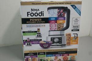 Ninja Foodi 4-in-1 Power Pitcher Blender System w/ Auto-IQ SS351 (N31B)