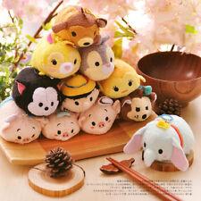 "New Plush Doll Mini Toy Tsum Tsum 3.5"" Winnie The Pooh Toy Story Little Mermaid"