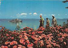 BR10979 Evian Promenade au bord du lac leman  france
