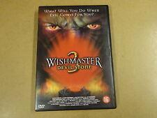 DVD / WHISHMASTER 3 - DEVIL STONE