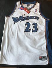 100% Authentic Vintage Nike Michael Jordan Washington Wizards Jersey-Stitched-XL