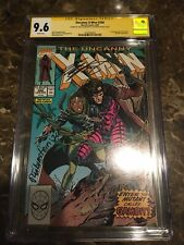 Uncanny X-Men #266 1st Gambit CGC 9.6 SS Claremont & Rubinstein