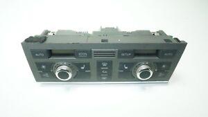 AUDI A6 C6 2004-2011 HEATER CONTROL PANEL AC SWITCH 4F2820043C