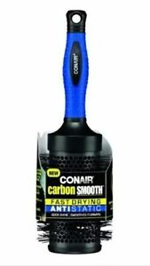 Conair Carbon Smooth Fast Drying Anti Static Brush