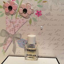 Shalimar by Guerlain miniature parfum 1ml Micro, Vintage
