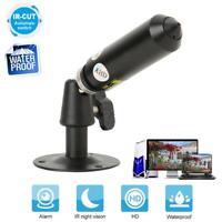 Mini 1080P Videocamera In Metallo AHD Full HD Telecamera Cablata PAL IR 2MP IP66