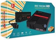 Console retron HD - Noir (nes) Hyperkin M01888-bk Jeu Video