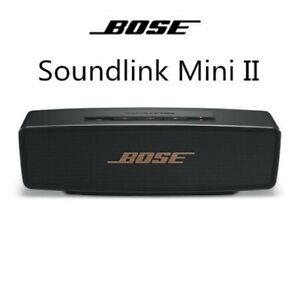 BOSE SOUNDLINK MINI 2 BLUETOOTH WIRELESS PORTABLE SPEAKER - BLACK