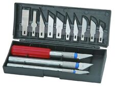 13 Pcs Hobby Knife Set, Precision Carving Knife, Etching, Scribing, Stencils