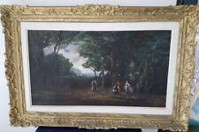 Peinture 19èmes 19th école de barbizon Jules DUPRÉ (1811-1889)