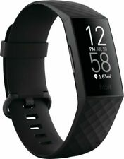 Fitbit Charge 4 Wristband Activity Tracker - Black