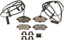 Disc Brake Pad Set-Clubman Rear Monroe DX1309W fits 07-09 Mini Cooper