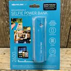 SoundLogic Rechargeable Power Bank w/Wireless Selfie Button For iPhone/Android