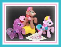 ❤️My Little Pony MLP Blind Bag Sea SWEETIE SWIRL Cherry Spices Rarity Lot❤️