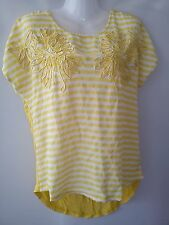 NICE NEXT HOLIDAY SUMMER LADIES WOMENS BLOUSE TOP SIZE 12 (EU 40)