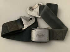 Mohawk Used Passenger Seat belt From A Cv-240 1954 Period Memorabilia