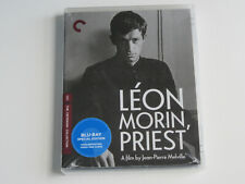 LEON MORIN, PRIEST (Blu-ray, Criterion Collection) - RARE OUT-OF-PRINT 1st PRESS