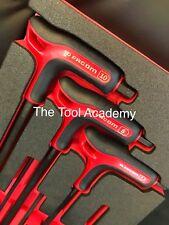 Facom Tools Foam Modul  3mm - 10mm Hex Allen Key Set Power Handle P Handle