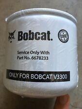 Bobcat Engine Oil Filter Part # 6678233 for Loader S220 S250 S300 S330 S630 S650