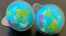 New listing Trolli Planet Gummi Earth shaped gummies (2ct) Individual Pieces As Seen youtube