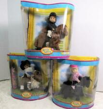 Only Hearts HORSE & PONY CLUB Doll Lot w Melody & Nite Nite  Kristy & Houston &