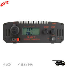 13.8V Switching Power Supply 30A For Car Shortwave Radio DC PS30SWV