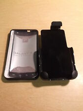Platinum Case and Holster Black Samsung Galaxy SII *FREE SHIPPING*