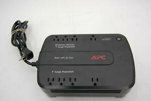 APC Back-UPS ES 550 BE550G Uninterruptible Power Supply 8-Outlet NO BATTERY