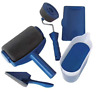 Whole Set Paint Roller Brush 5in1 Set Pro Wall Runner Painting Tool Kit DIY Blue