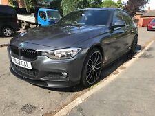 2012 BMW F30 320D M SPORT AUTO Grey 61000 miles  Pro sat nav