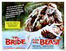 THE BRIDE AND THE BEAST LOBBY CARD POSTER HS 1958 ED WOOD JR.  CHARLOTTE AUSTIN